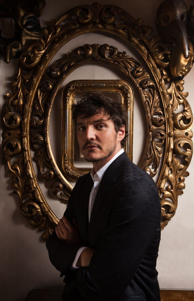 Pedro Pascal: From Game of Thrones to Game of Blow                                                                                                                                                     Más
