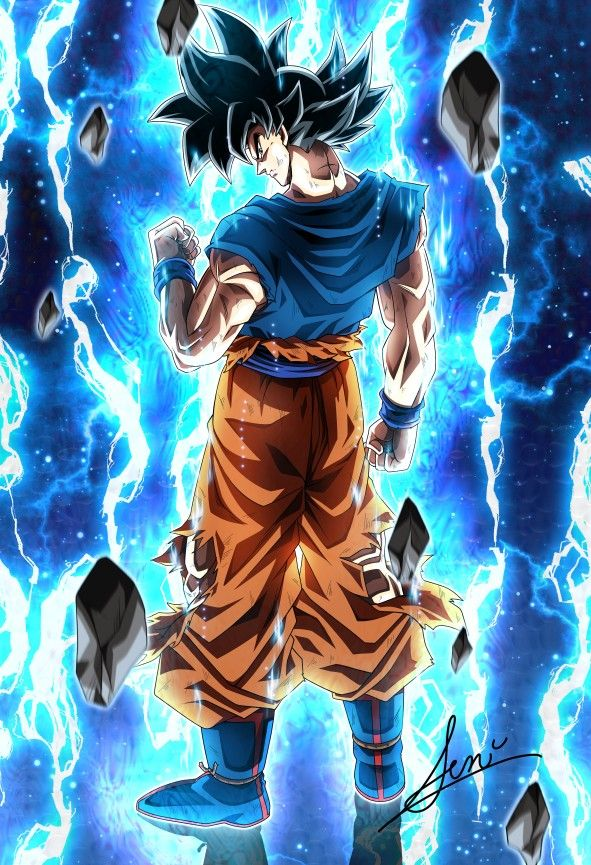 Goku Ultra Instinto By Sen 5296 Figuras De Goku Personajes De Dragon Ball Personajes De Goku
