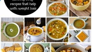 Cholesterol Cure - 12 healthy soups to help with weight loss - The One Food Cholesterol Cure