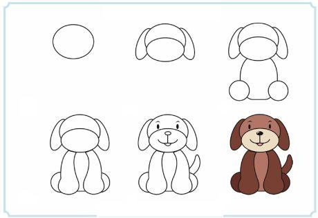 Aprenda desenhar através do passo a passo o que o torna divertido o desenho para todas as idades.     Apenas imprimir o passo a pass...
