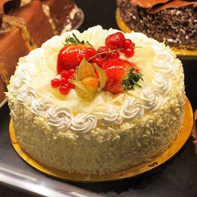 Торт «Клубника в йогурте»  / Моё счастье