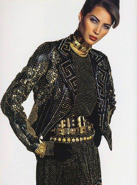 versace vintage ads - Google Search