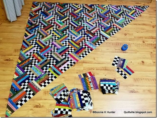 Quiltville's Quips & Snips!!: String Me Up!