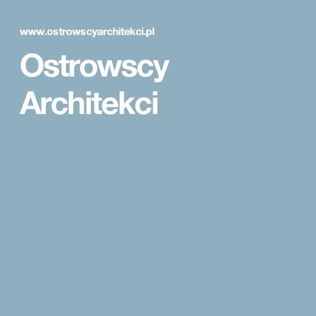 Ostrowscy Architekci