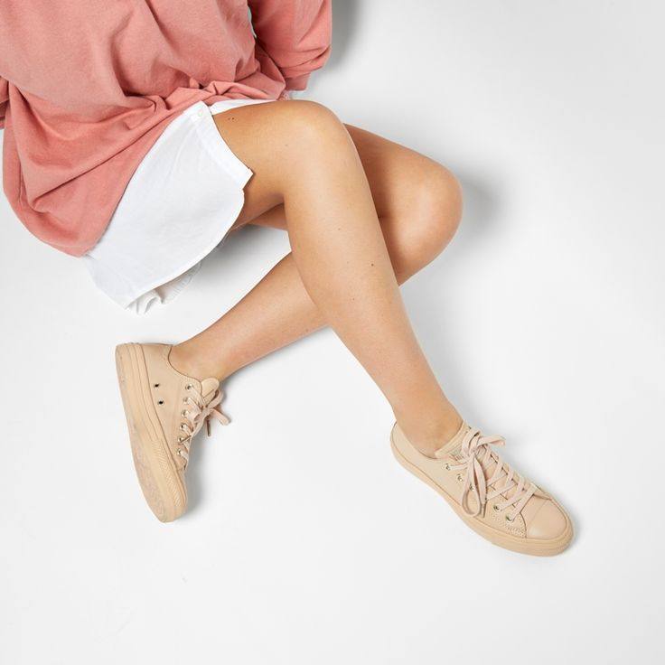 Converse Exclusive | Holiday Nude Collection « Office Shoes Blog