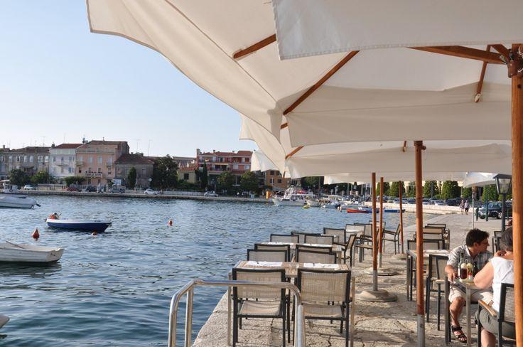 Yachtcharter Kroatien | Hafen in Istrien - Rovinj