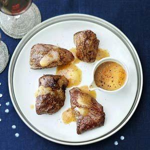 Recept - Struisvogel in pepersaus - Allerhande