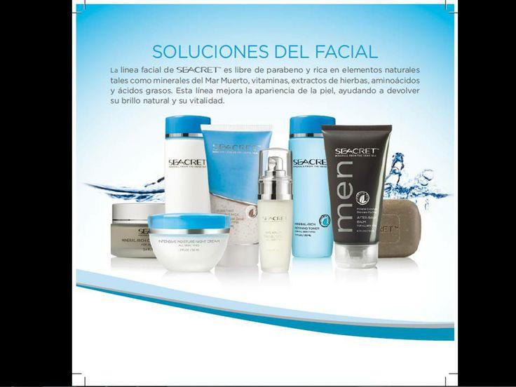 Soluciones del facial
