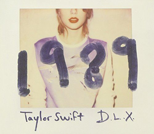 Taylor Swift 1989 (CD + DVD Deluxe Edition) by Imports