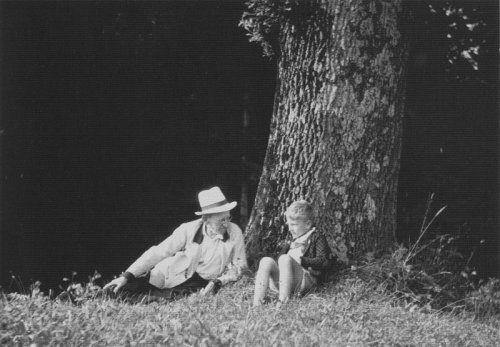 Thomas Bernhard 1937