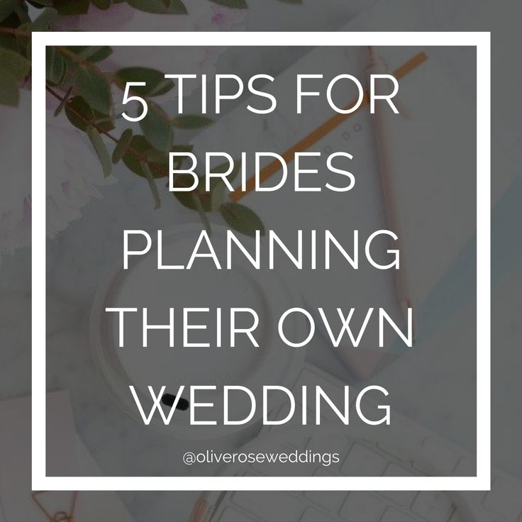 Follow my 5 tips to planning your own wedding to stay above all the stresses and craziness of all things wedding. 1. Start Pinteresting Create a Pinterest account to collate different ideas and inspiration that you take a liking to. Organise into separate boards so it is easy to find/show someone your inspiration. E.g. Ceremony, …