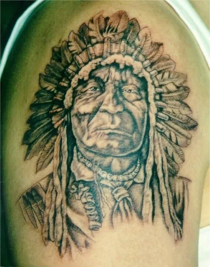 Ancient Indian Tattoos 13 best Doublehead ima...