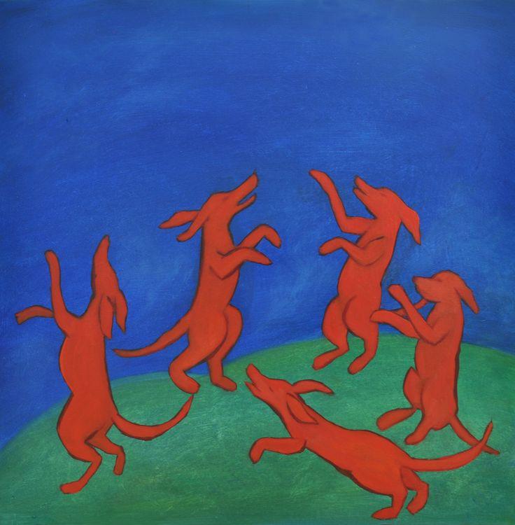 Matisse's Dog  | Mychael Barratt