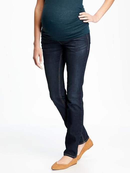 Maternity Skinny Jeans (Size 2, Regular)