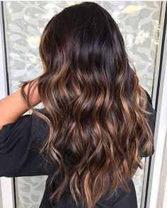 6 Hot Partial Highlights Ideas for Brunettes