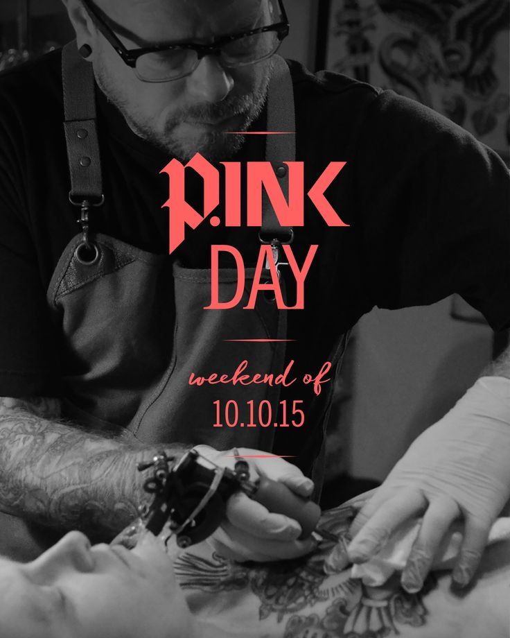 ANNOUNCING P.INK DAY 2015: #pinktattooday is coming to 13 North American cities on the weekend of October 10. This year we've enlisted 45 artists across our network to ink #mastectomy #tattoos for 45 remarkable #breastcancer #survivors. For cities, studios, artists and other details, visit http://p-ink.org/announcing-cities-and-artists-for-p-ink-day-2015/ [p-ink.org]