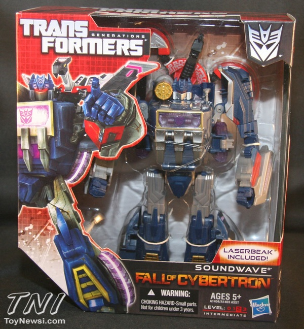 """Transformers Generations Voyager """"Fall Of Cybertron"""