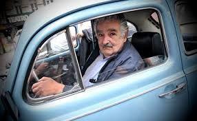 Resultado de imagen para presidente mujica y su carro