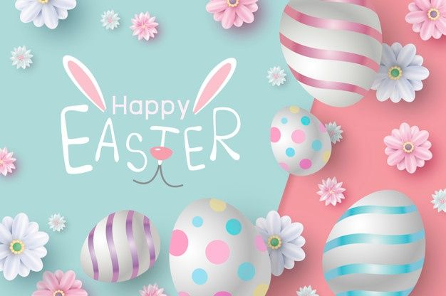 Easter Holidays 2020 in 2020 Easter wishes, Happy easter