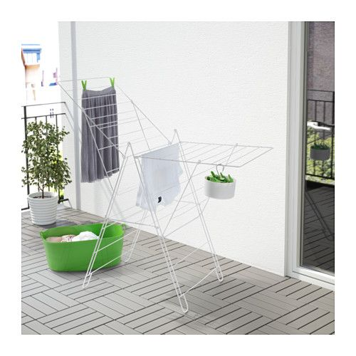 FROST Wäschetrockner, innen/außen - - - IKEA