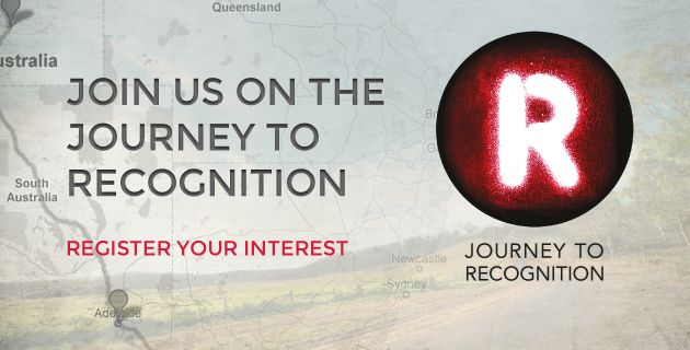 RECOGNISE is the people's movement to recognise Aboriginal and Torres Strait Islander peoples in our Constitution.