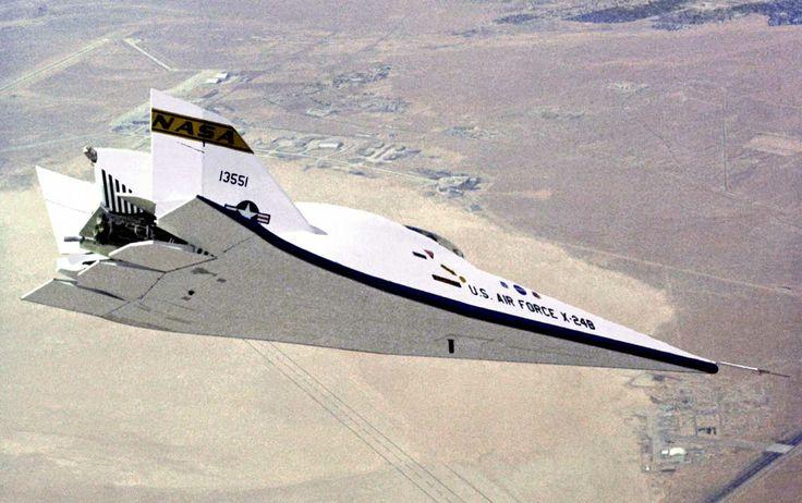 Martin Marietta X-24B (1969) | nhungdoicanh