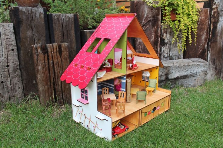 domeček pro panenky - Hledat Googlem