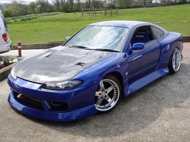 Nissan Silvia 240 Gallery