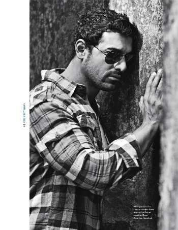 Taking a step back from my main man Zac, this is John Abraham. The most gorgeous Indian actor EVER.