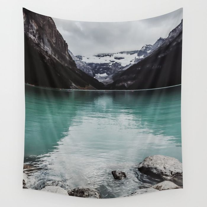 Buy Lake Louise, Canada Wall Tapestry by hunterofwoods. Worldwide shipping available at Society6.com. Just one of millions of high quality products available.