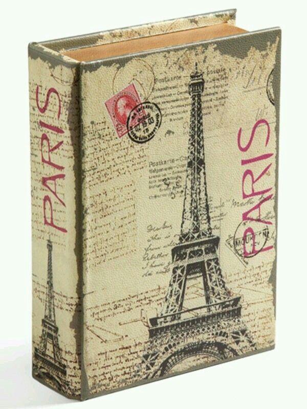 ... libro o caja? ♥