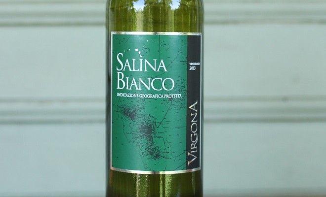 Wine Review: Virgona Salina Bianco 2013 | Gram Magazine