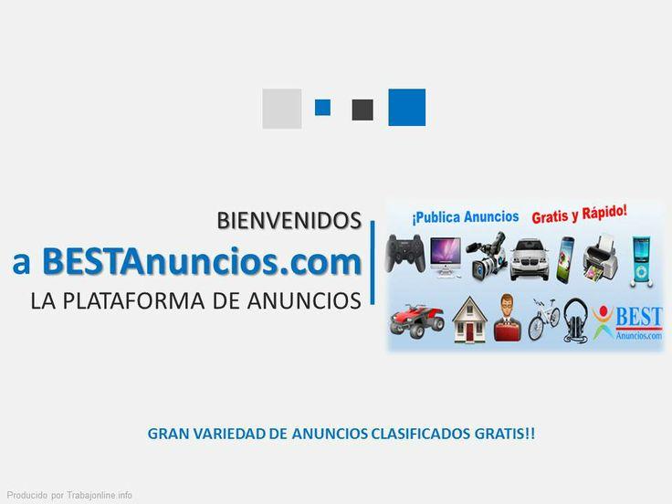 Anuncios Clasificados Gratis  http://bestanuncios.com