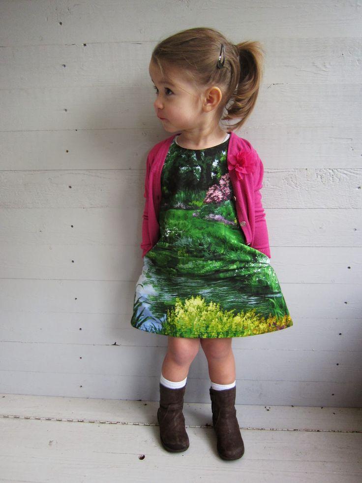 Toertjes&pateekes: Donkere schoolkleding....