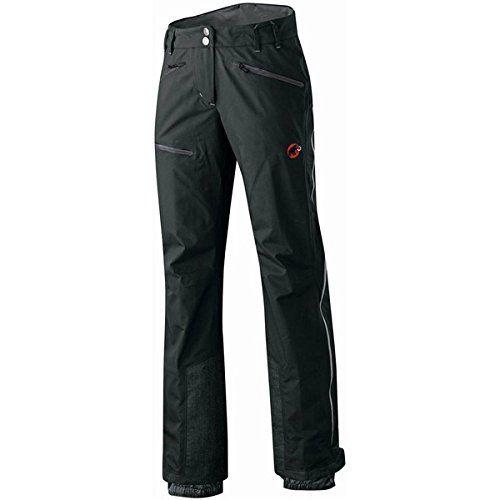(マムート) Mammut レディース スキー ウェア Linard Pant 並行輸入品  新品【取り寄せ商品のため、お届けまでに2週間前後かかります。】 カラー:Black カラー:ブラック