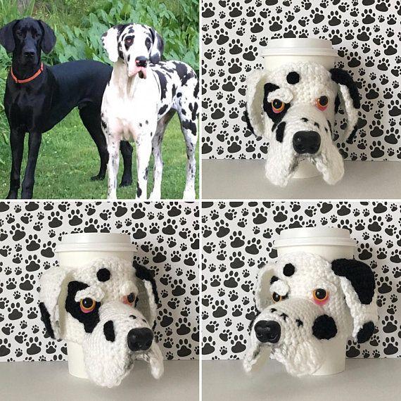 Great Dane Gifts Dog Inspired Great Dane Mom Great Dane Crochet
