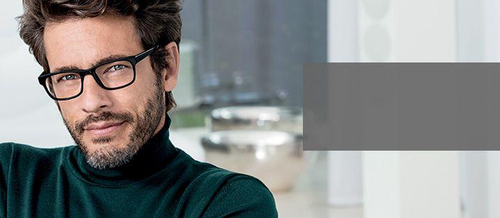 Modische Brillen aus der Basis-Collection
