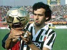 Platini 1985