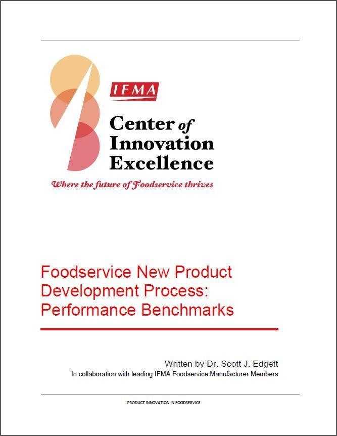 Foodservice New Product Development Process: Performance Benchmarks by Scott J. Edgett