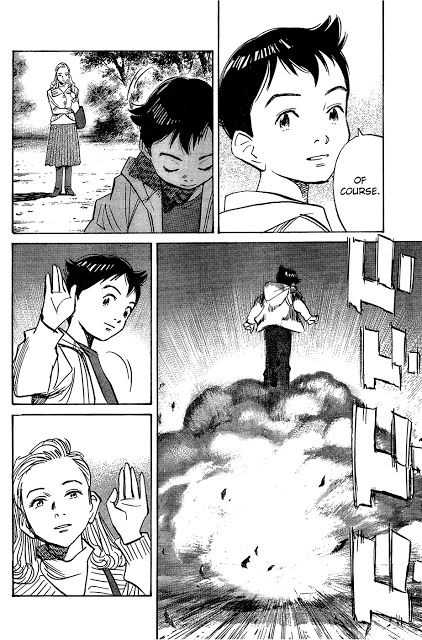 Cool Comic Book Pages: Naoki Urasawa - Pluto