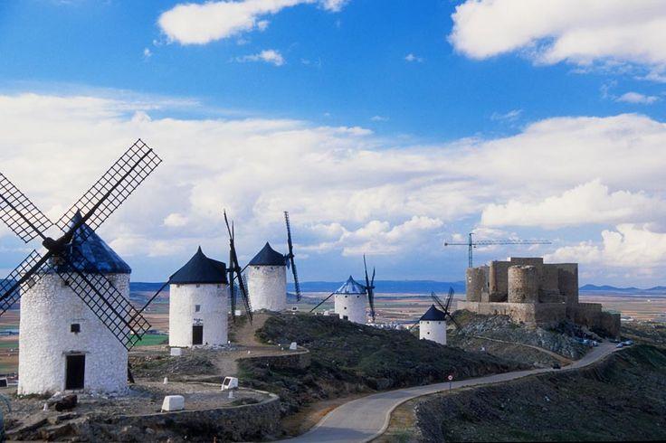 ラ・マンチャの風車 - Google 検索