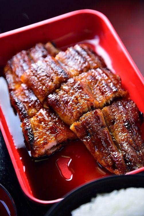 Japanese Grilled Eel うなぎ