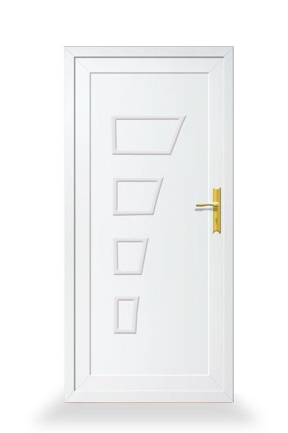 Balm műanyag bejárati ajtó. A műanyag ajtókat nagyon sokan szeretik, mert dekoratívak, könnyen tisztíthatók, és nagyon jól ellenállnak a környezeti hatásoknak.