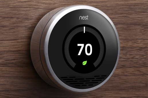 Nest Adaptive memory and phone / tablet controllable thermostat for the home $249