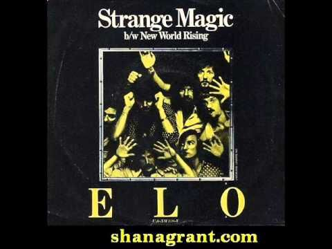 Strange Magic - Electric Light Orchestra Awesome in concert! Seen them in Knoxville in the mid 70's