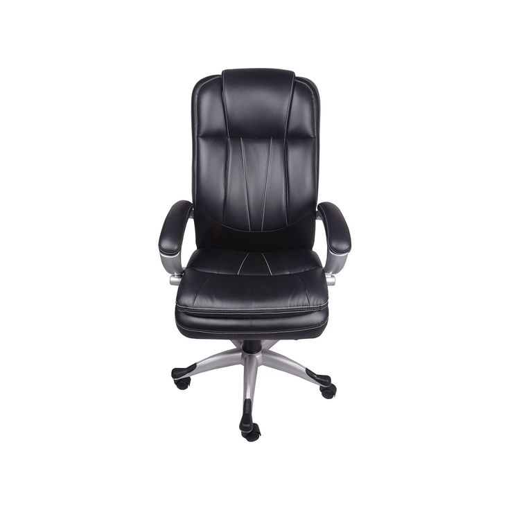 """""""THE MASCULINO HIGH BACK IN BLACK COLOUR""""  http://www.vjinterior.co.in/product-category/office-furniture/  Office Furniture Online, Modular Office Furniture Chairs Manufacturers and Supplier Delhi 