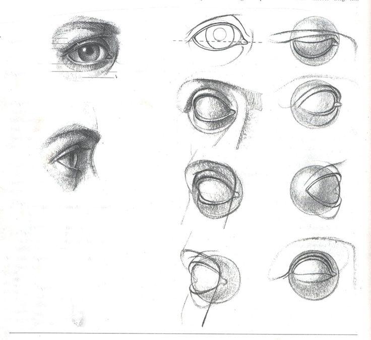 """Képtalálat a következőre: """"hogyan rajzoljunk szemet oldalról"""""""