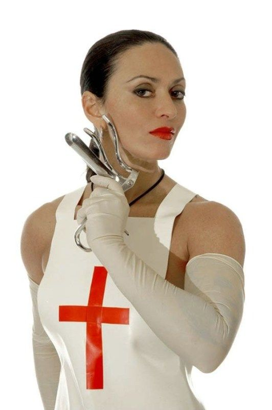Latex Nurse Porn 29