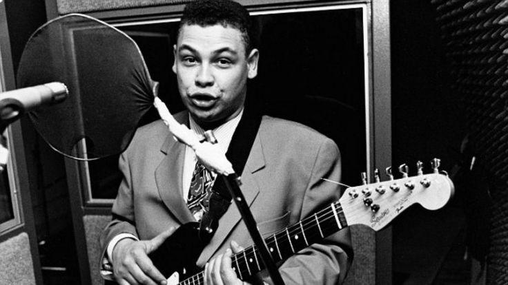 Craig Charles in the 80s