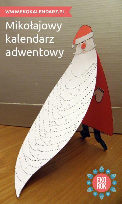 Mikołajowy kalendarz adwentowy